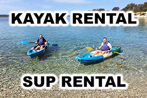 Booking - Kayak & SUP Rental